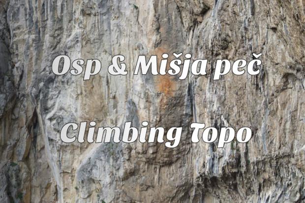 how to read a climbing topo